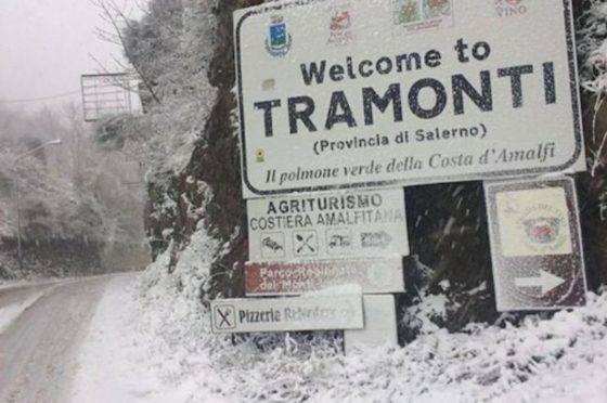 Neve in arrivo, poi freddo intenso