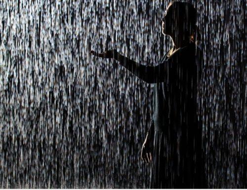NOTTATA piovosa nella penisola Sorrentina