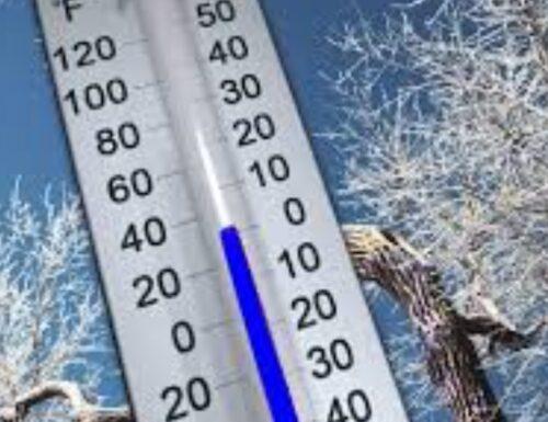 LEGGERO calo termico, weekend più instabile
