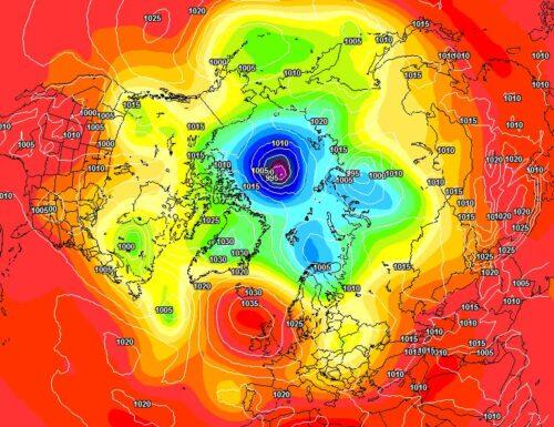 Temperature gradevoli e stabilità