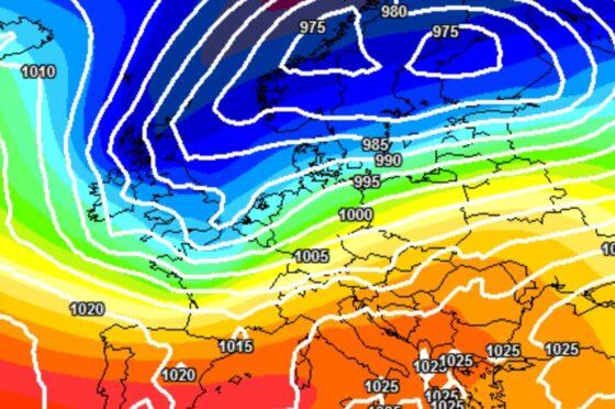 Variabile e temperature in aumento